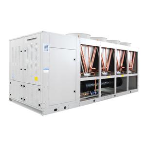 ACDX系列螺杆式風冷冷水機組性能特點