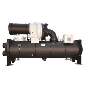 DCLC系列水冷离心冷水机组性能特点