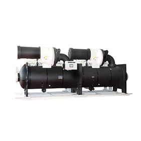 DCLC-T雙壓縮機離心式冷水機組