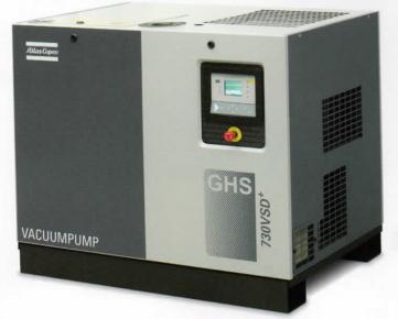 GHS VSD+系列真空泵
